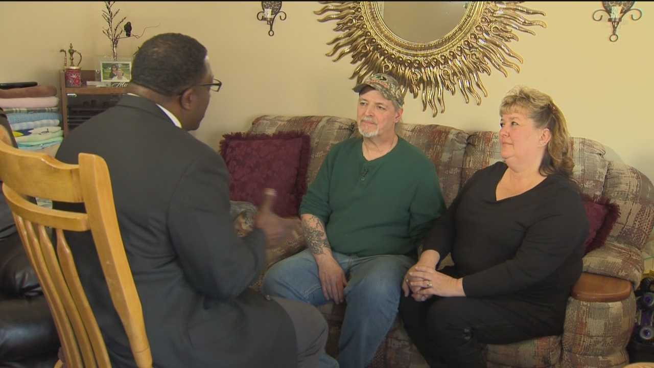 I-Team reporter Barry Simms sits down with the Roberts family, who is trying to track down $235,000 in lost inheritance.