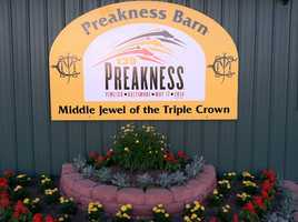 Now with the Kentucky Derby is the rearview mirror, it's on to Baltimore for the Preakness Stakes at Pimlico Race Course.