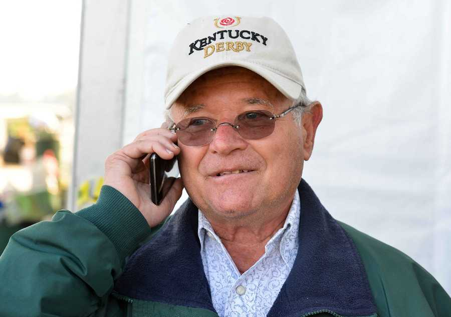 Kentucky Derby winner California Chrome is headed to the 139th running of the Preakness Stakes at Pimlico Race Course on Saturday, May 17, bringing trainer Art Sherman (pictured) back to Maryland for the first time in 55 years.