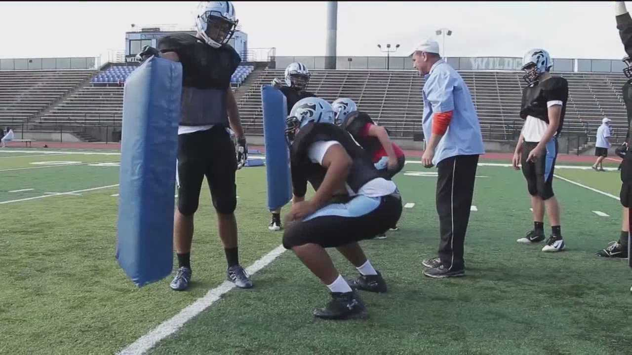 Have a son playing or who wants to take part in high school football in Maryland? There's a new game plan to keep players safe when they hit the gridiron.