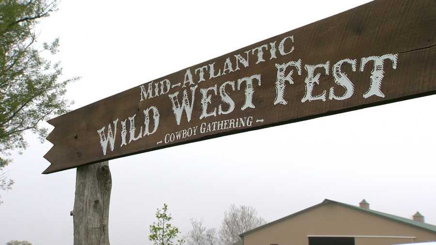 At the Mid-Atlantic Wild West Fest and Cowboy Reunion on Saturday and Sunday, dozens of re-enactors will be there to give visitors a taste of life in the 1880s.