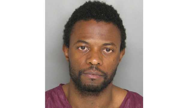 Police release a mugshot of Vladimir Baptiste on Wednesday morning.