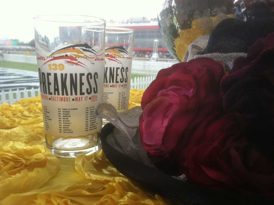May 16: Preakness cups