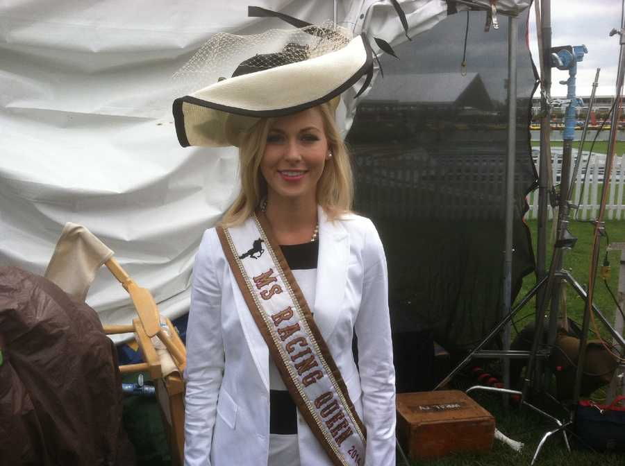 May 16: Ms Racing Queen Linsey Toole