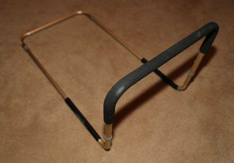 Adult portable bed handles are being recalled because of a risk of entrapment, strangulation and death, the Consumer Product Safety Commission said. Full story