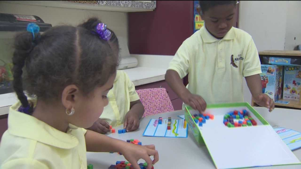 There's a push to make all of the state's pre-K programs all day instead of half day. In Baltimore City, that's all the more reason to sign up early.