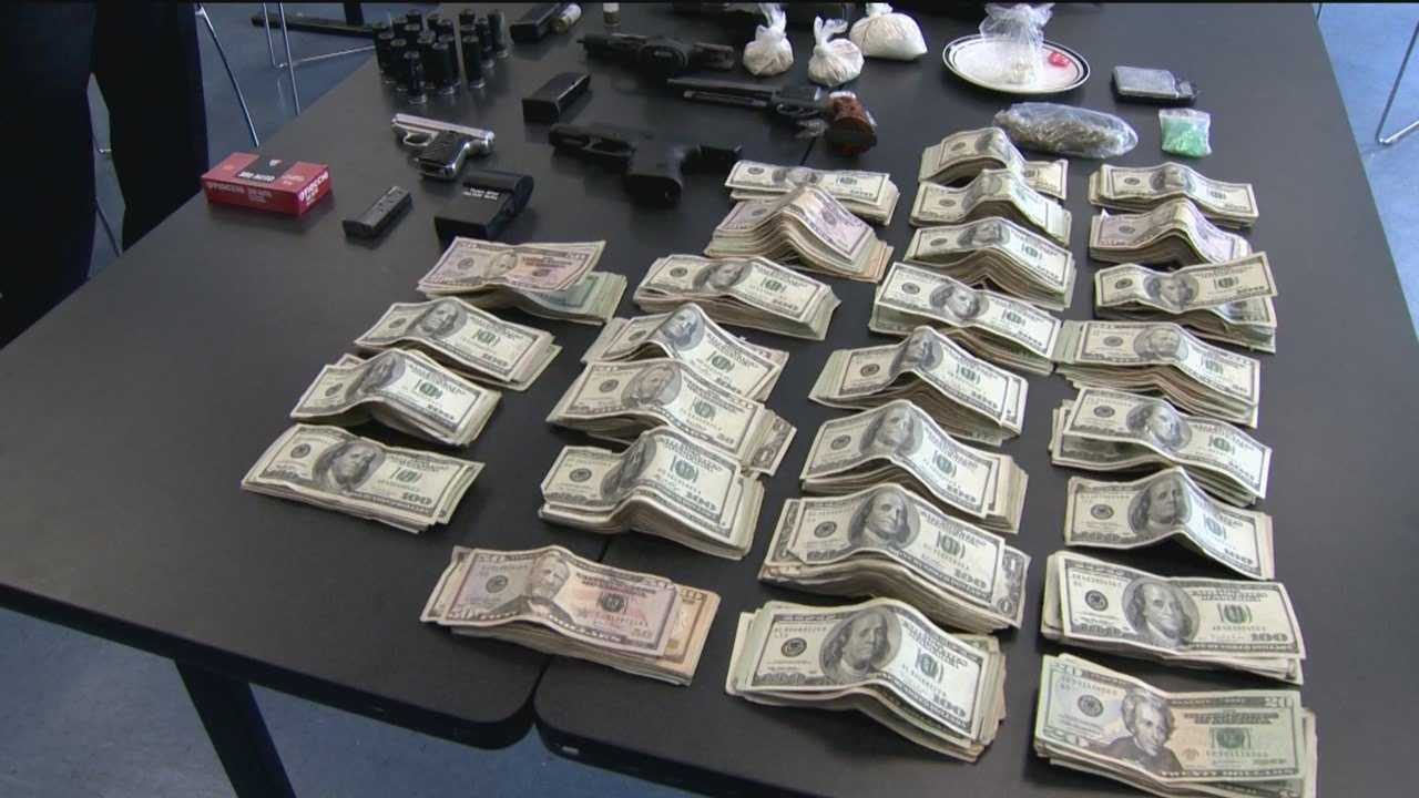 Baltimore City police not only shut down two heroin rings, but they said officers stopped the violence that goes along with it.