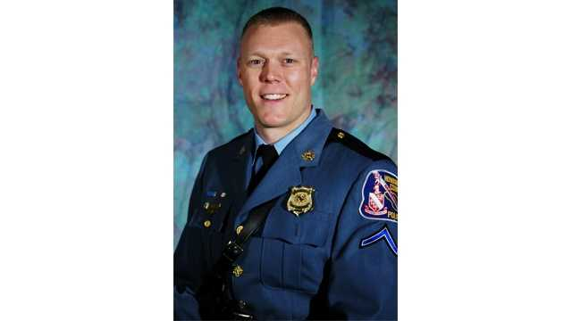 Howard County police Sgt. Micheal Johnson