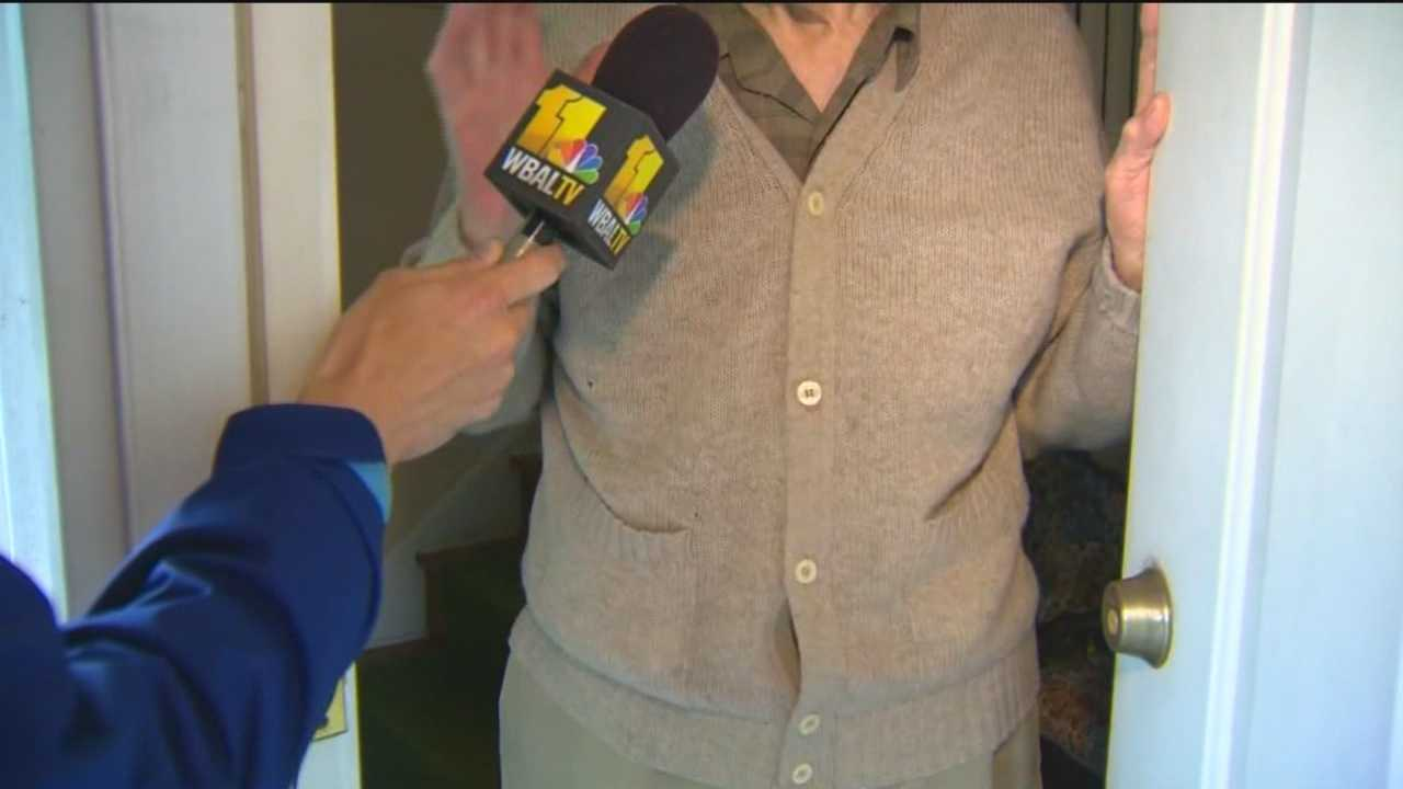 Bruce Fales, 81, talks to 11 News about the beating and robbery he and his 94-year-old wife suffered.