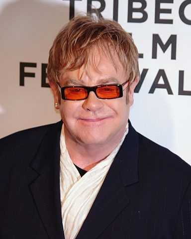 Miri's most memorable interview was with Elton John.