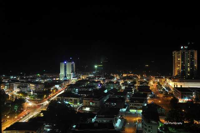 """""""The place I would like to visit is Miri, Malaysia."""""""