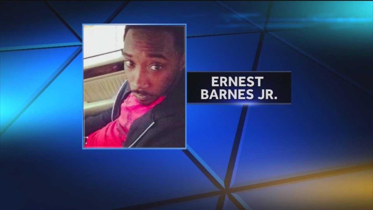 Ernest Barnes Jr.