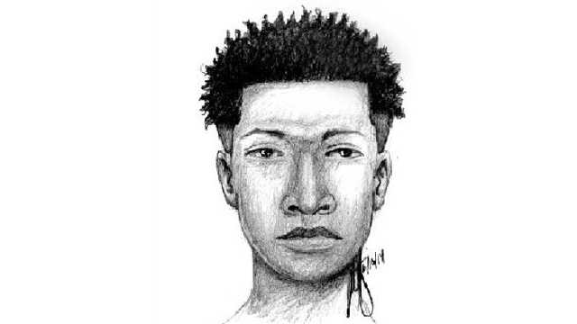 City police are looking for this man in connection with a sex assault on Dudley Avenue on June 5.