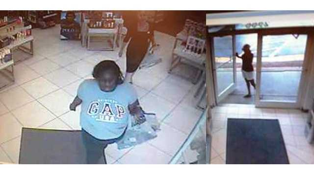 Police say these women robbed an Ulta Beauty store in Annapolis and used pepper spray on a store employee.