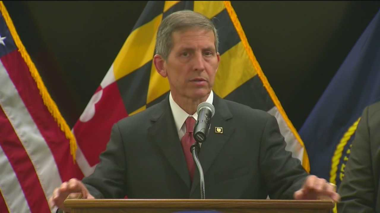 The acting secretary of Veterans Affairs comes to Baltimore to discuss fixing a fractured system of care for veterans.