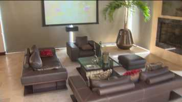 It took Dancel four years and $10 million to build his dream home, and Saturday it will go on the auction block.
