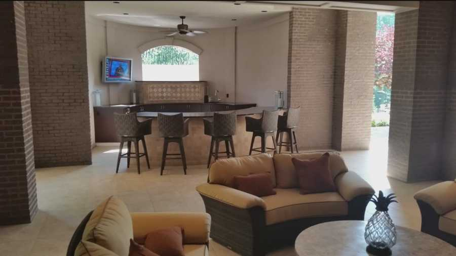 The homeowners have hosted open houses since the end of May, and about 500 people have come through.