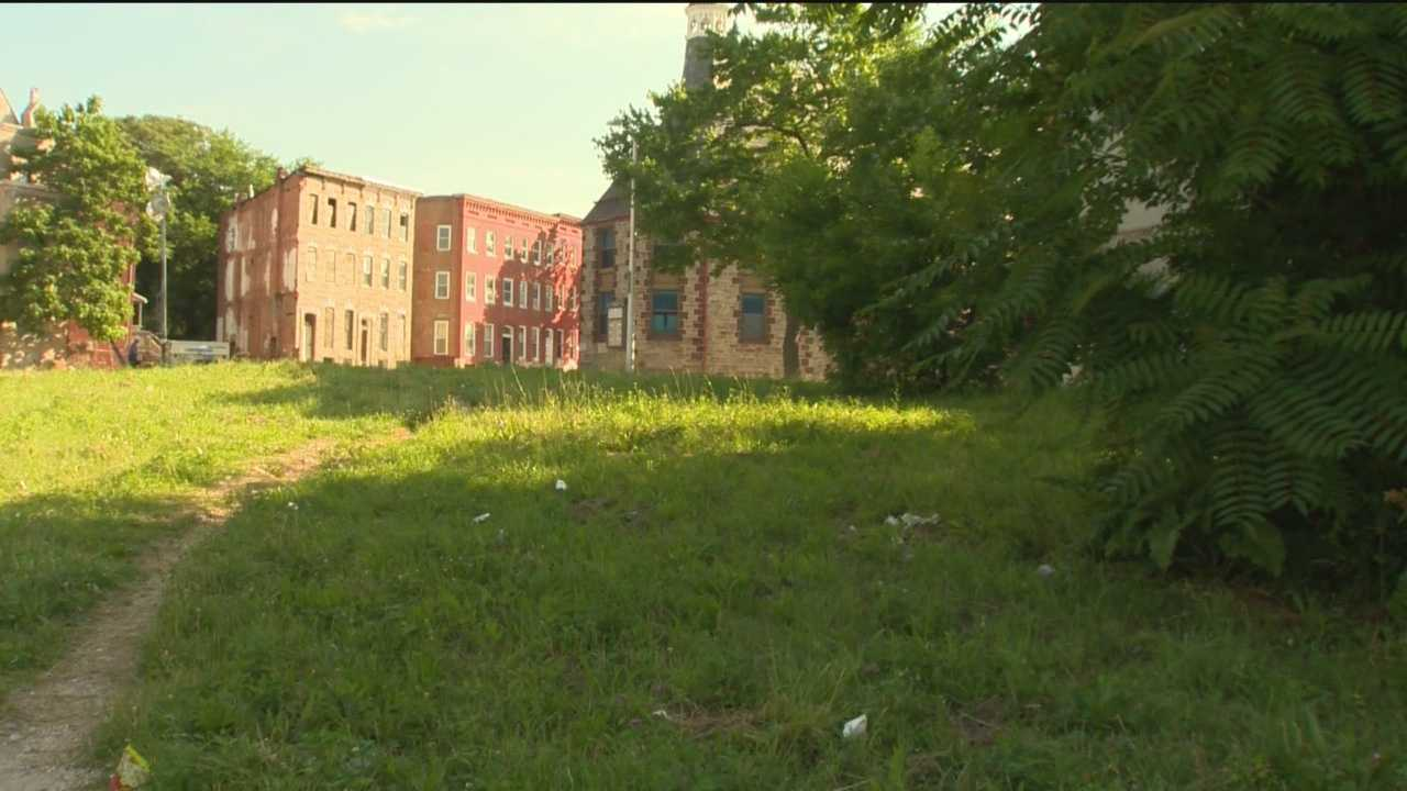 Competition seeks to turn eyesores into green spaces