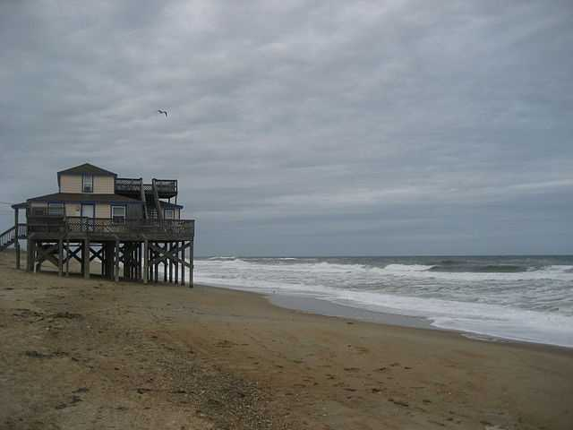 Mindy's favorite place to vacation is at the Outer Banks, North Carolina.