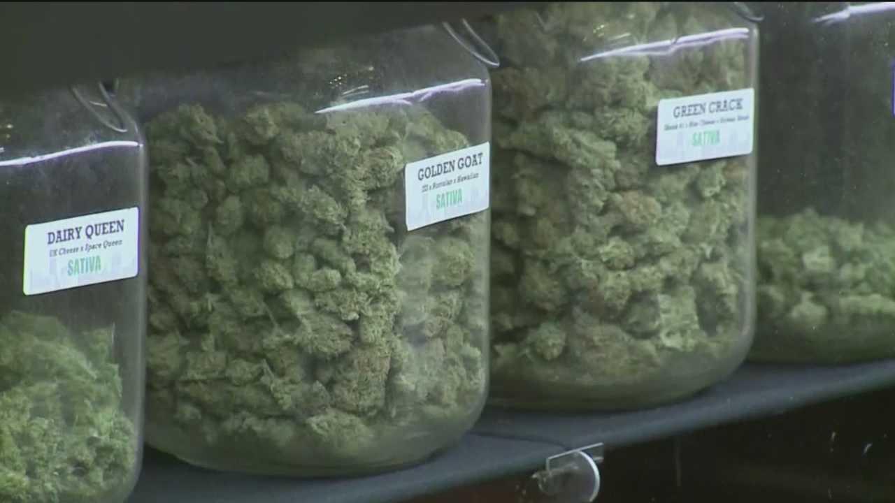 Gubernatorial candidates take stand on marijuana