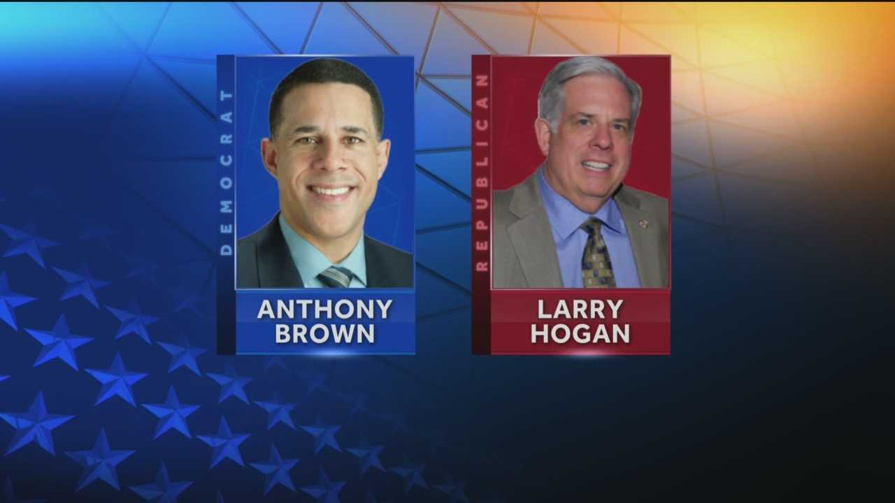 The race for governor is similar, in a way, to the O'Malley-Ehrlich matchup with O'Malley protégé Anthony Brown against former Ehrlich cabinet member Larry Hogan.