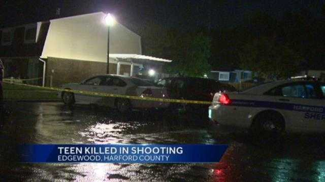 Edgewood fatal shooting