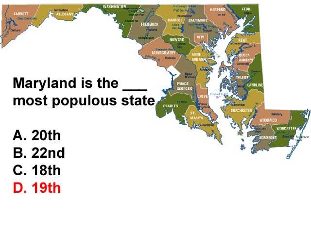 According to the U.S. Census Bureau, the estimated population of Maryland for 2013 is5,928,814.