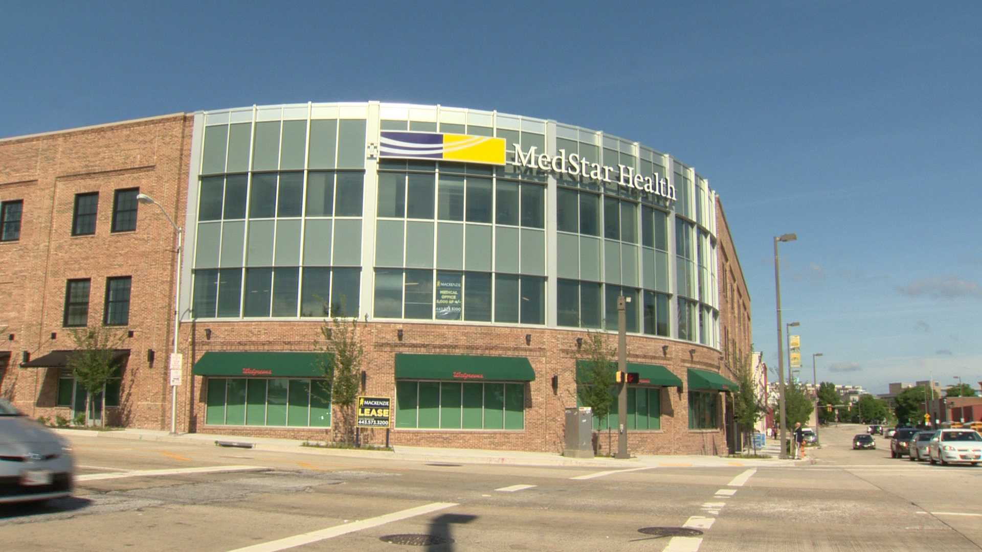 MedStar opens an urgent care facility in Federal Hill.