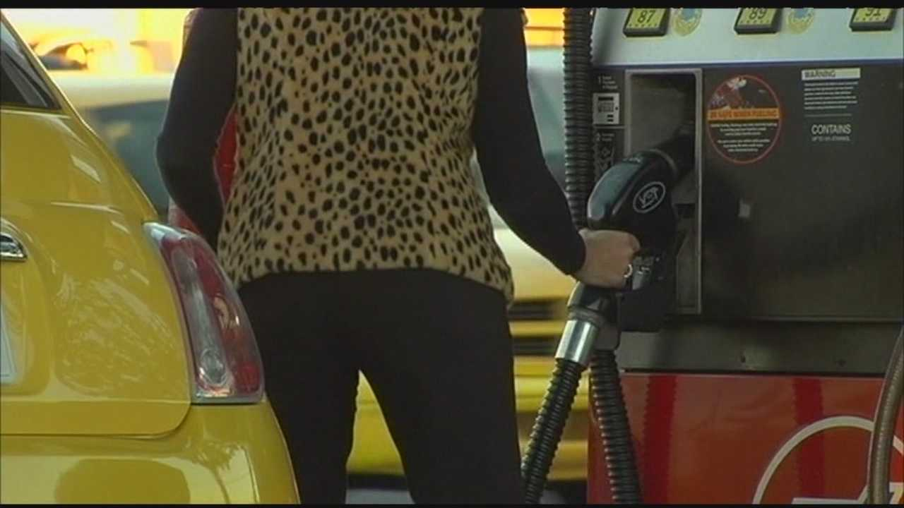 More than 800,000 Marylanders are expected to hit the road despite gas prices being at the highest level since 2008, according to AAA.