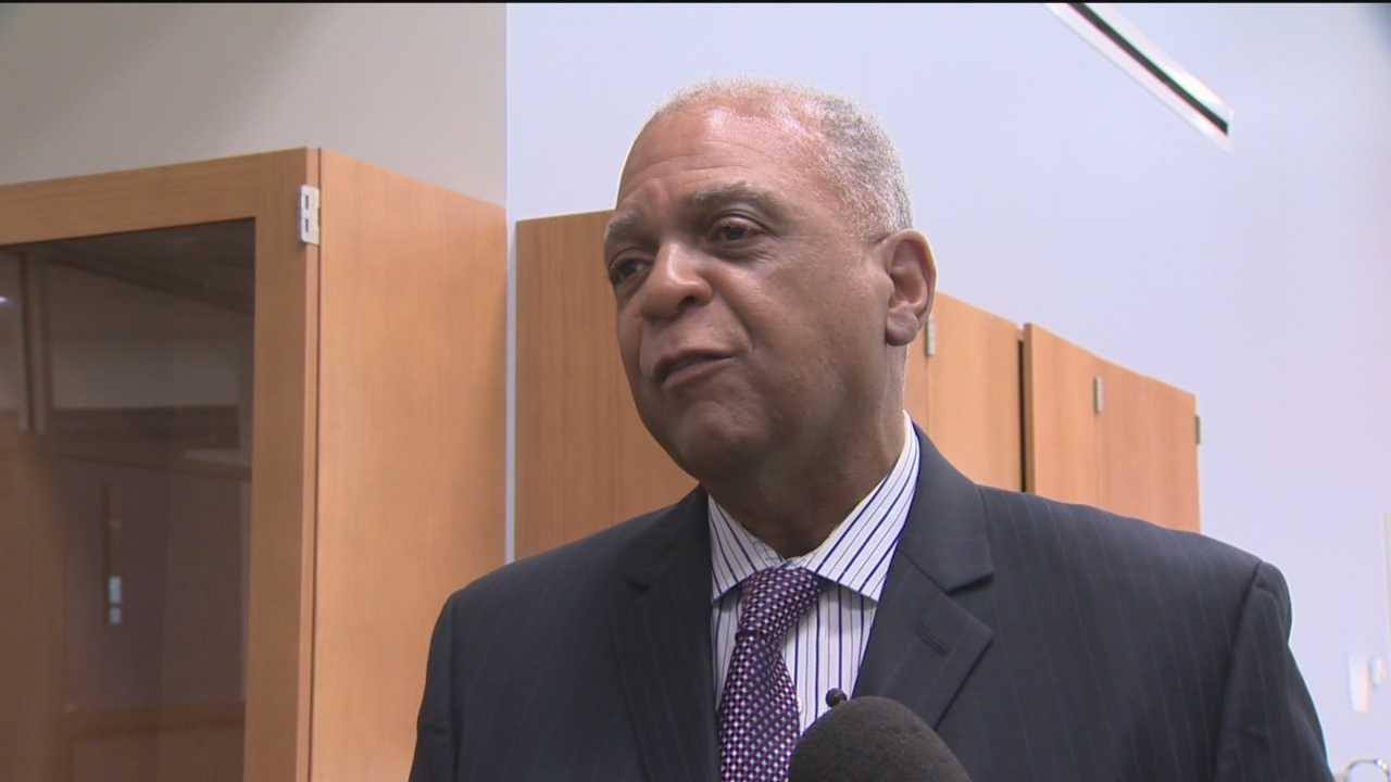 Baltimore City schools new CEO tours schools