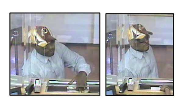 BB&T Bank robbery on June 18