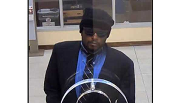 FBI seeks serial bank robber