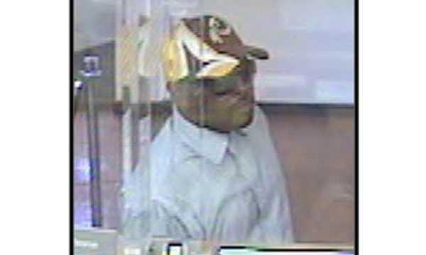 FBI seeks a serial bank robber