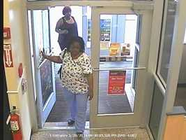 The Baltimore County Police Department is asking for the public's help to identify people wanted in connection with using stolen credit cards in Baltimore County.
