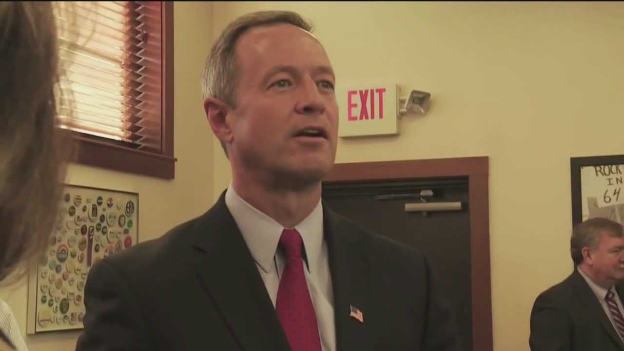 At least one political observer believes Maryland Gov. Martin O'Malley got lucky after an angry White House tried to make him look like a hypocrite.