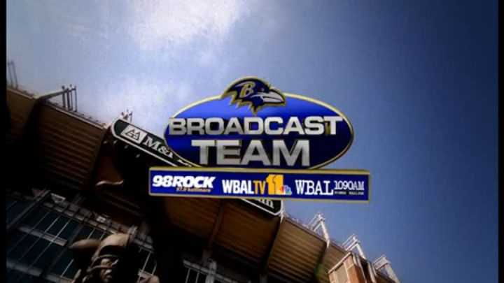 WBAL-TV 11 is your Ravens Broadcast Team home for the Baltimore Ravens.