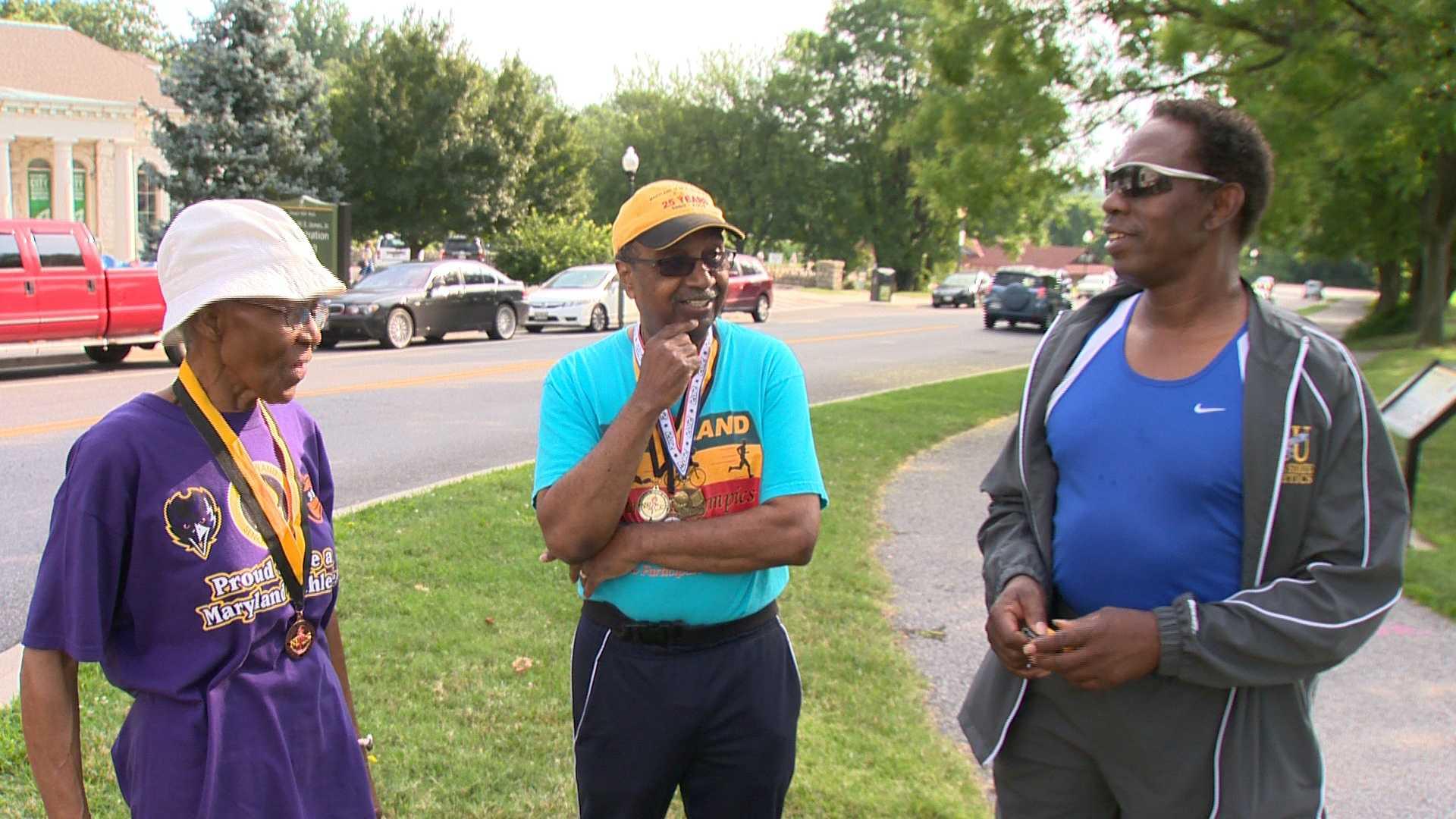 Maryland Senior Olympians