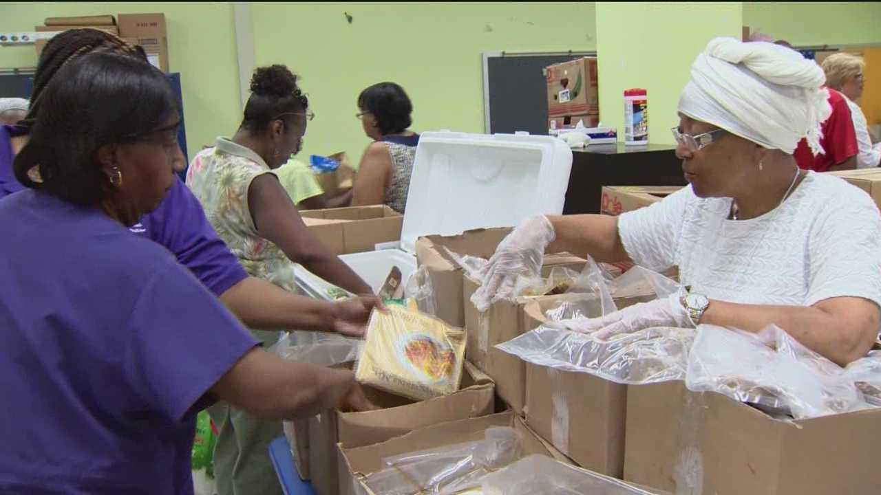 School food pantries open over summer