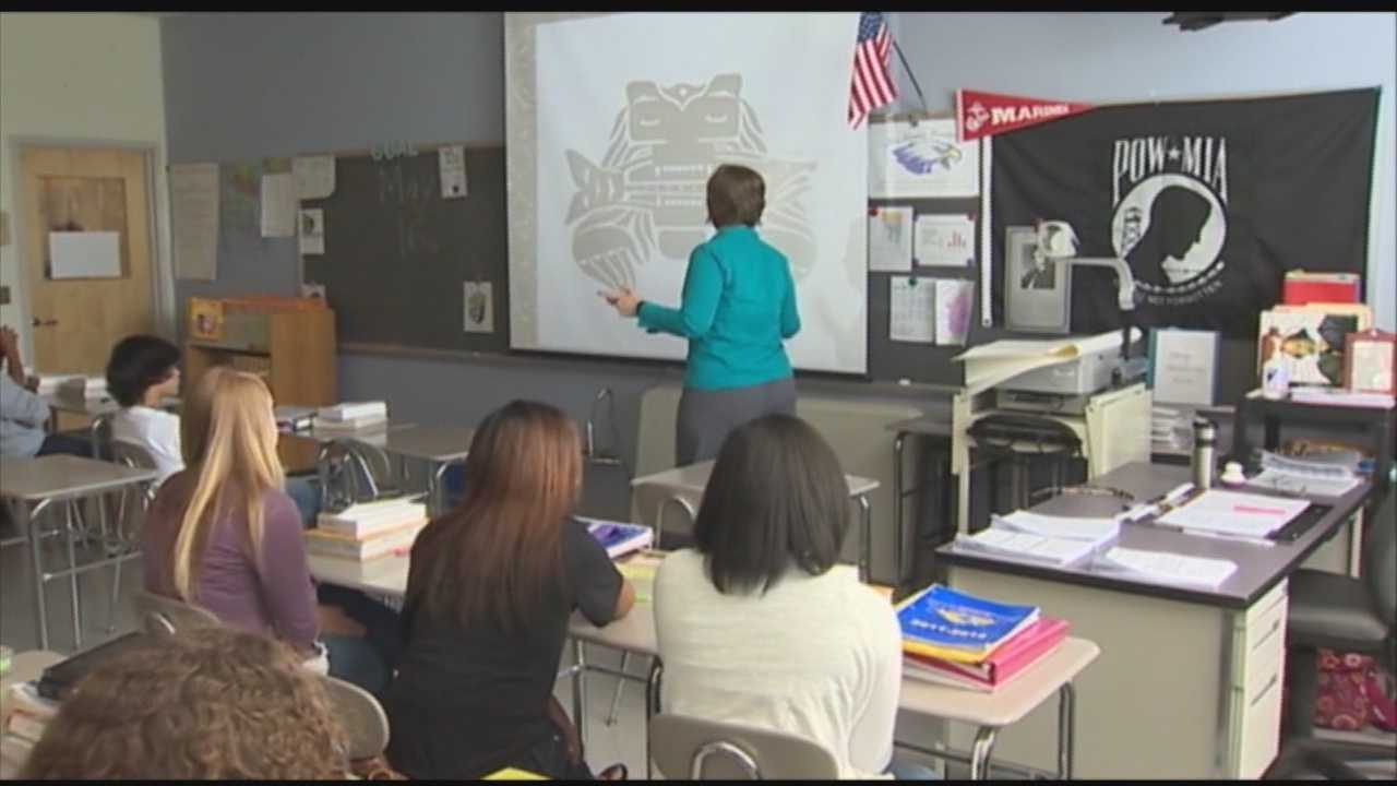 Harford County needs more teachers