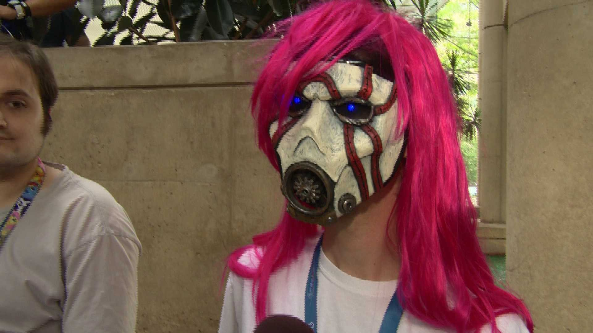 Bronycon kicked off Friday morning at the Baltimore Convention Center.