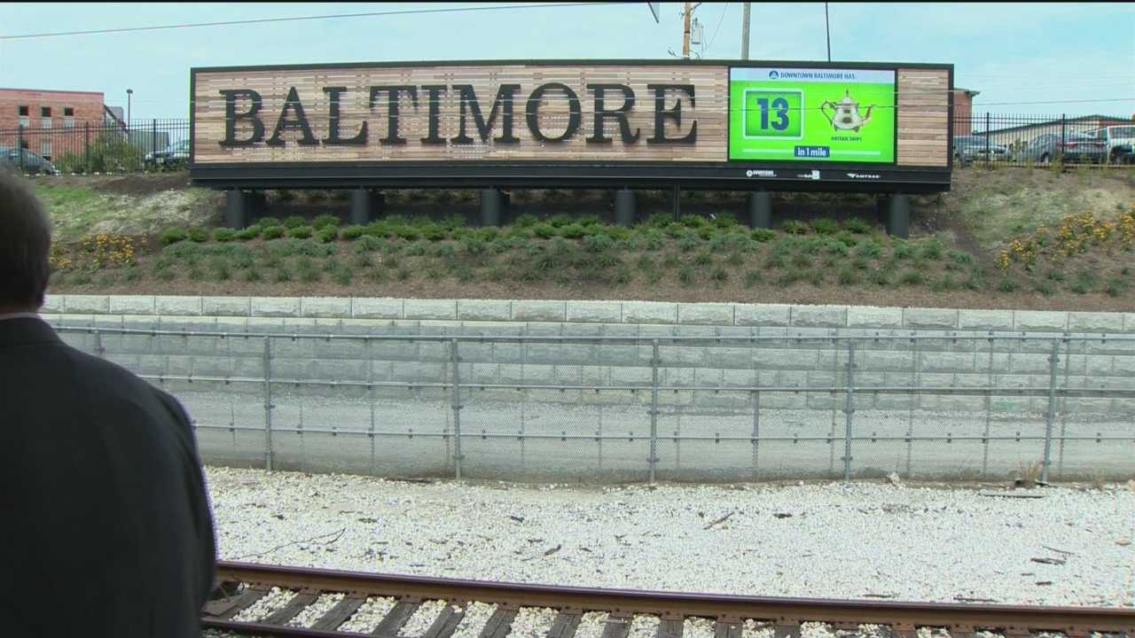 Changes are coming trackside coming and going to Baltimore's Penn Station.