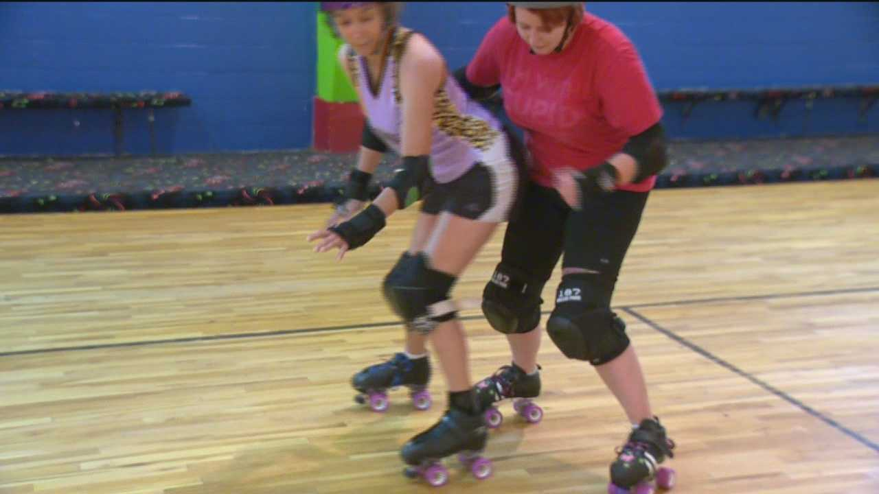 The Charm City Roller Girls made it to the world playoffs and you can catch them this weekend in Baltimore.