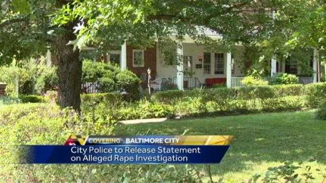 rape investigation