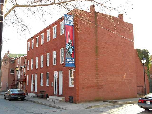 Babe Ruth Birthplace and Museum216 Emory St, Baltimore, MD 21201