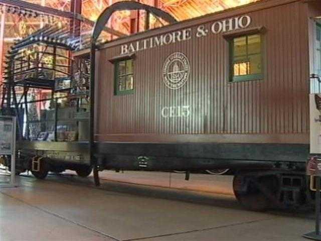 B&O Railroad Museum901 W Pratt St, Baltimore, MD 21223