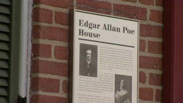 Edgar Allen Poe House and Museum800 W Lexington St, Baltimore, MD 21201