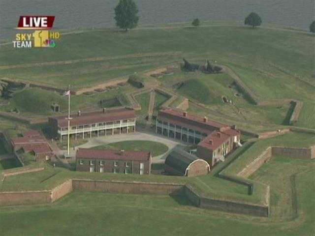 Fort McHenry National Monument and Historic Shrine2400 E Fort Ave, Baltimore, MD 21230