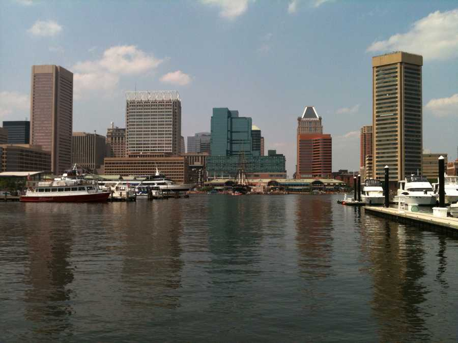 Batlimore is more than just the Inner Harbor. We asked our friends on Facebook for their favorite Baltimore attractions. Here's what they suggest!