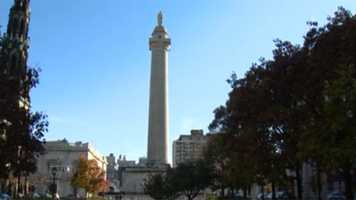 Washington Monument699 N Charles St, Baltimore, MD 21201