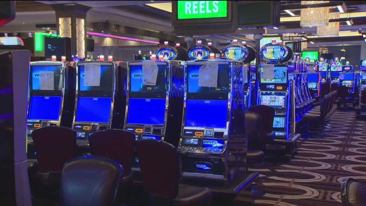 The Horseshoe Casino opens Aug. 26 with 122 live table games, a 25-table live poker room and 2,500 slot machines or what are now called video-lottery terminals.